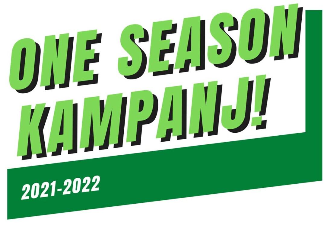 One season logo