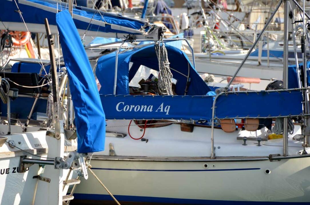Båten Coroa Aq