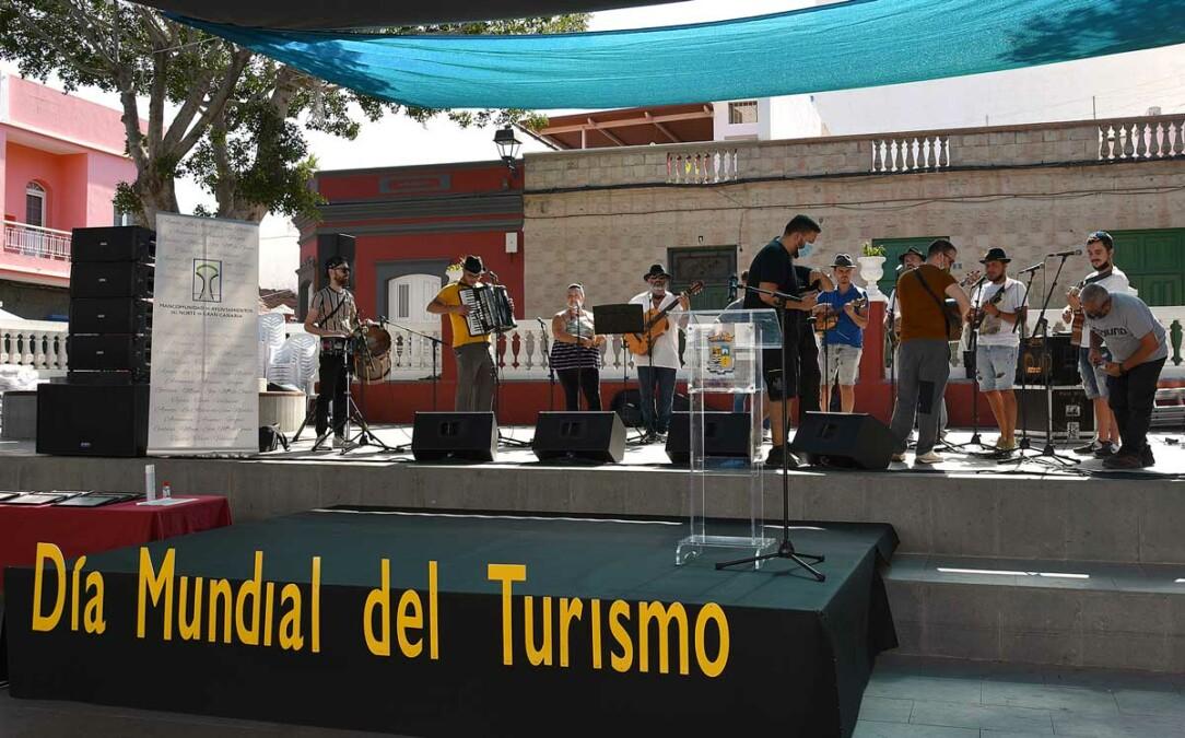 Livemusik på torget
