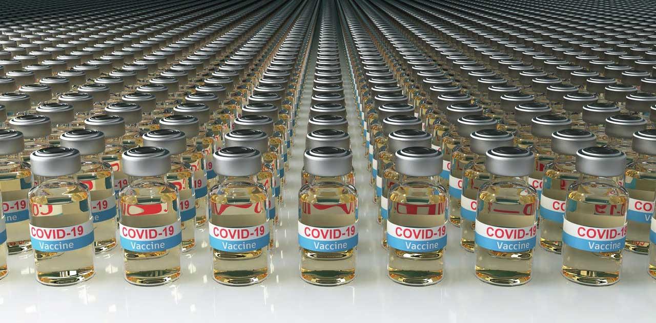 Vaccin Flaskor