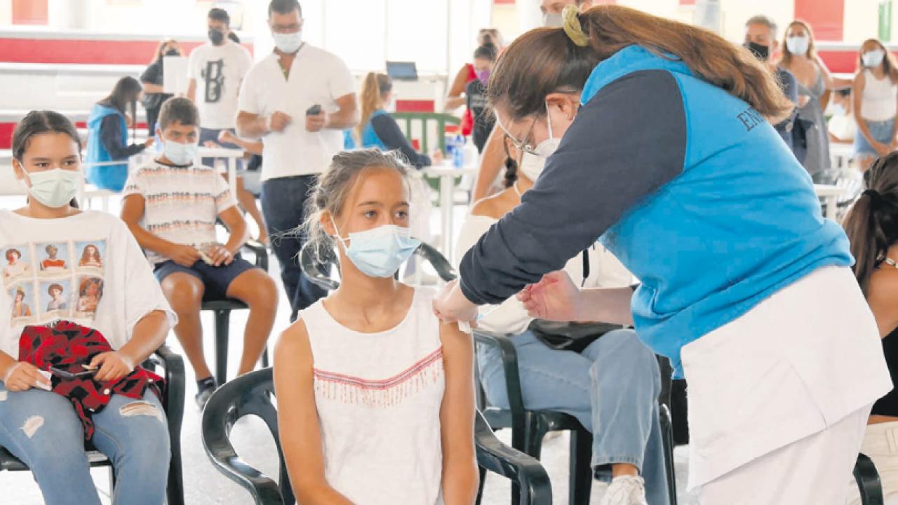 Ungdomen vaccinerar sig