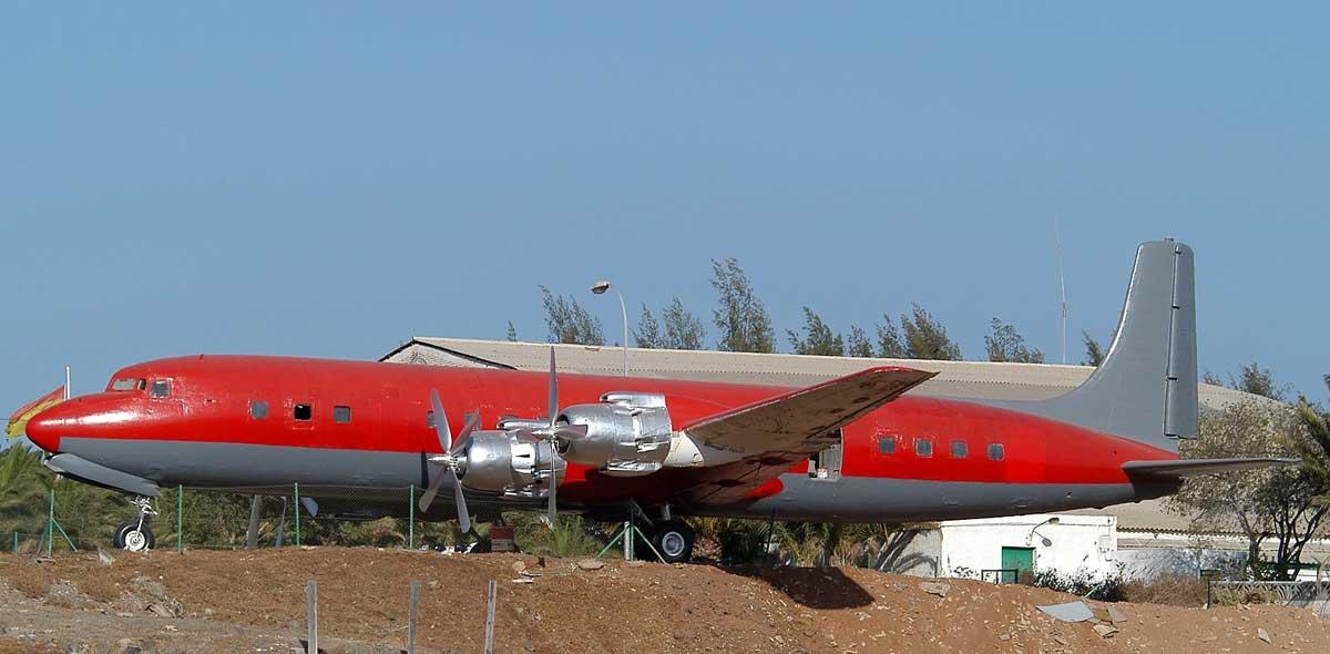 Douglas DC7 Aeroclub